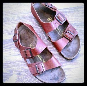 SALE💥 BIRKENSTOCKS Papillio men's leather sandals